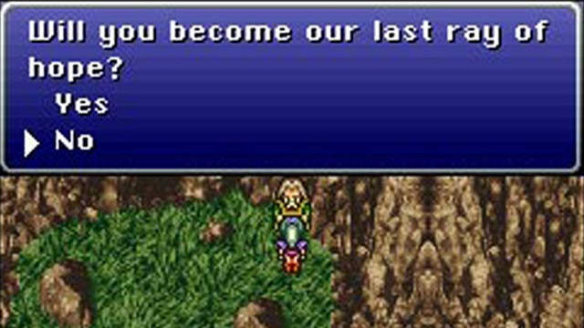 Final Fantasy Games Have Never Been About Choice