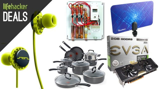 Complete Your Kitchen for $100, Better Graphics, Free Lastpass [Deals]