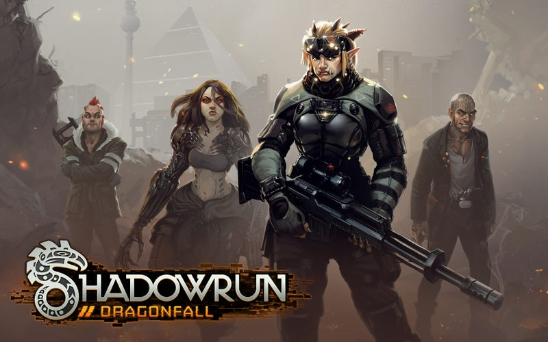 Dragonfall Is The Shadowrun I Know And Love