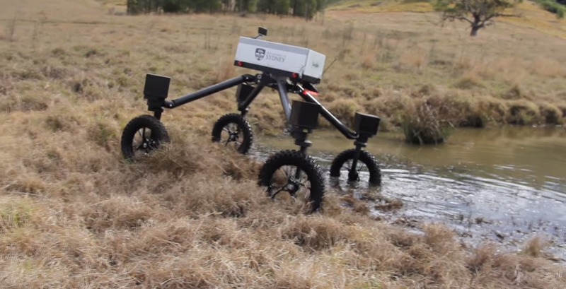 This Cattle-Herding Robot Will Put Dogs Out of Work