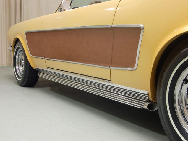 George Barris Mustangs Tacky As Sonny And Cher Inspiration