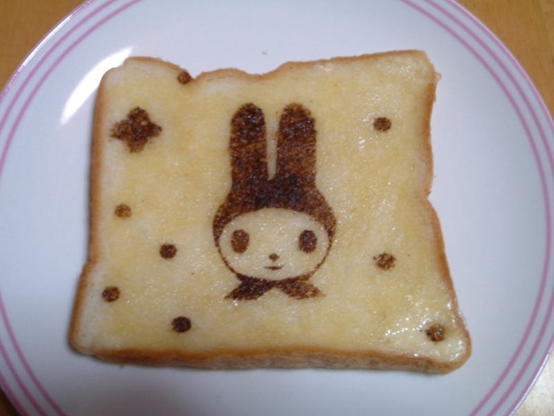 Butter Your Bread with Pokémon and Hello Kitty
