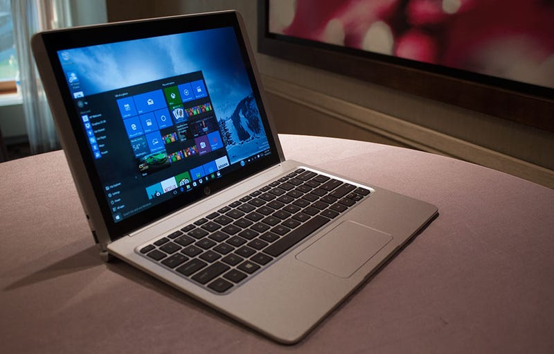 HP Goes Big With The New 15-Inch Spectre x360