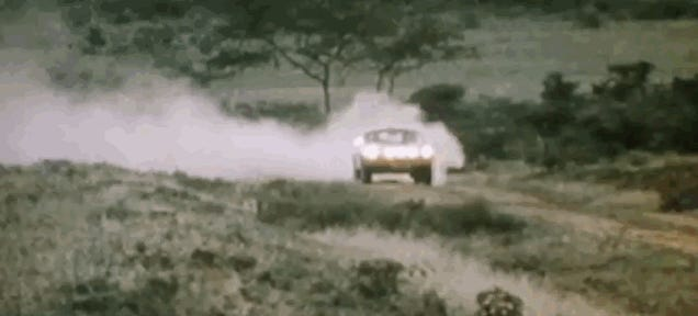 How To Turn A Porsche 911 Into A Rally Car