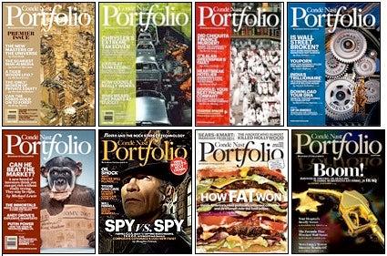 The Evolution of Portfolio's Covers