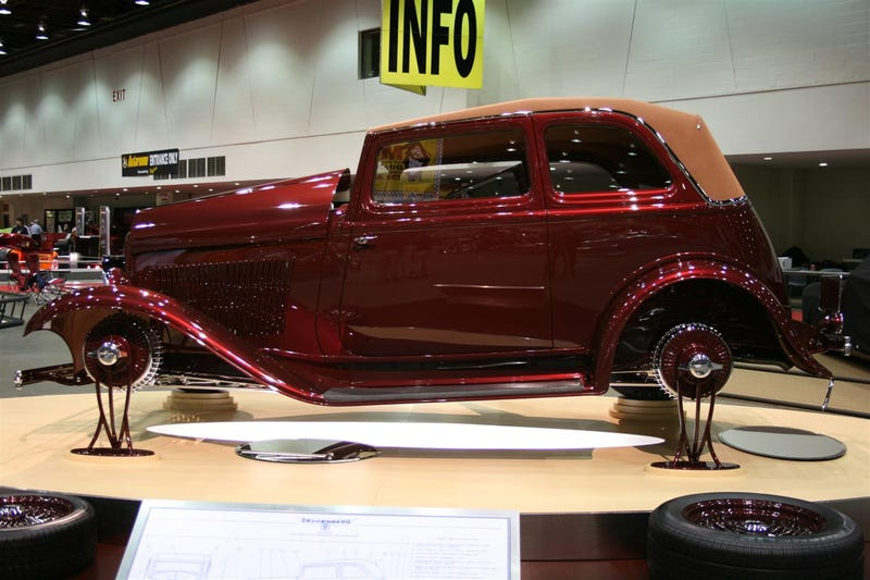 2009 Detroit Autorama: The Duecenberg, A Ridler Contender For Sure