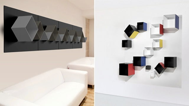 Moveable Magnetic Shelving Is an Amazing Storage Solution