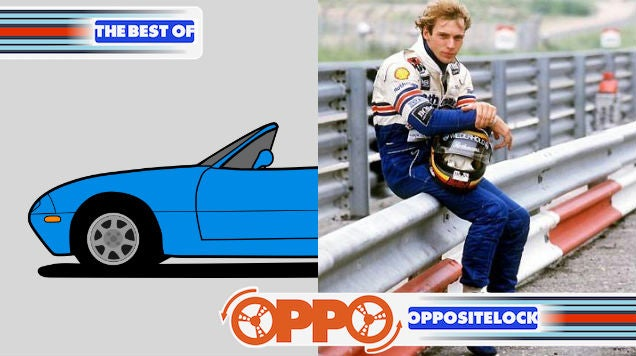 Automotive Subcultures and Possibly F1's Best Driver