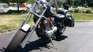 Renewed my Motorcycle Insurance