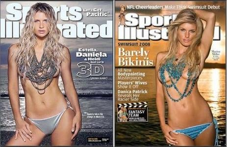 Sports Illustrated Needs Some New Sexy Poses