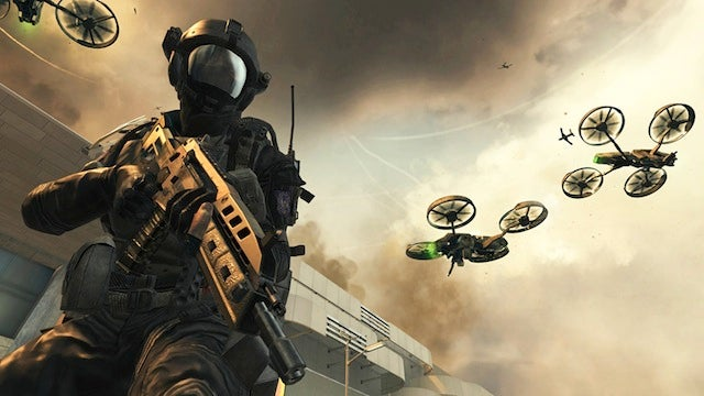 And The Xbox Game With The Most Users In 2012 Was... Call of Duty (Of Course)