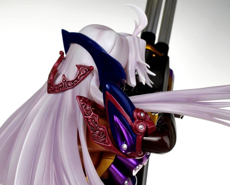 I Didn't Mean to Kill You, Beautiful Xenosaga Statue