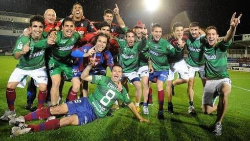 Basque Minnows To Play In La Liga. Or Will They?