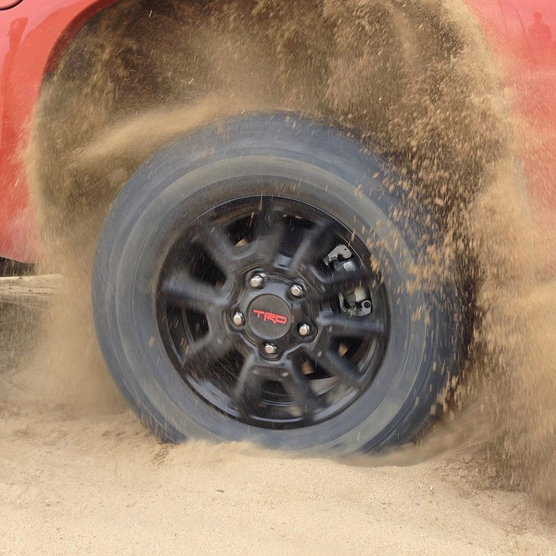 Toyota Could Hunt Ford Raptor With 'TRD Pro Series' Off-Road Models