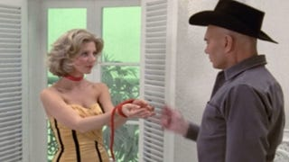<i>Futureworld</i>'s Sexy Dreamscape, With Bondage, Red Ninjas And Yul Brynner