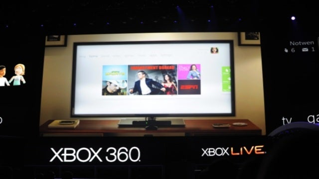 These are the New Xbox Live Television Features