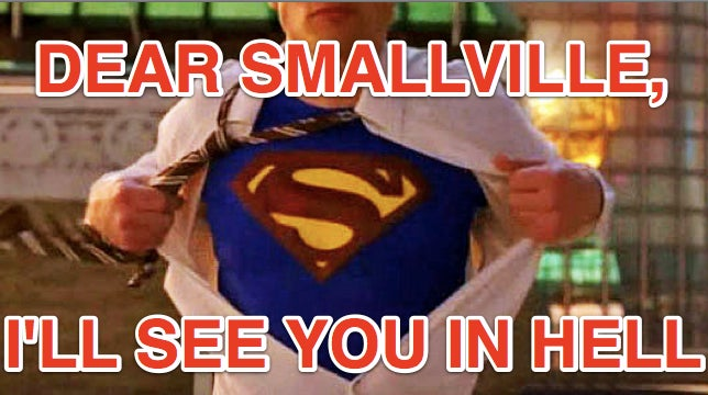 The confessions of a Smallville apologist