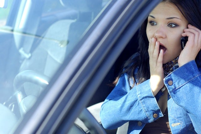 Talking On Your Cell Phone Could Make You Drive Safer