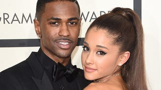 Ariana Grande's Dad Warns Big Sean Not to Give Dick