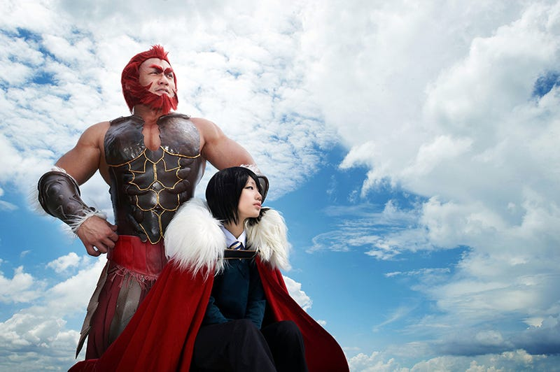 Start Your Week With Cosplay From Star Wars, Diablo, The Witcher and...Ponyo