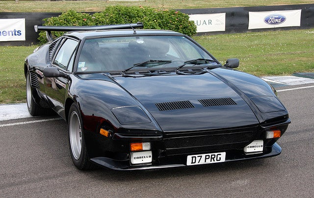 Italian Exotic Carmaker De Tomaso For Sale