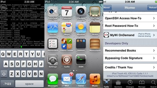 iOS 5 Jailbroken Already