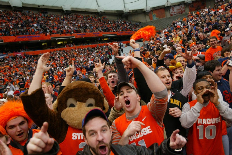 Several Fights Broke Out And A Man Was Stabbed During The First Syracuse Basketball Practice Of The Season