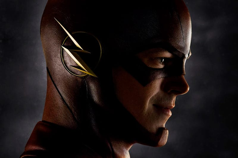 Blink And You'll Miss The First Shot Of TV's New Flash In Costume