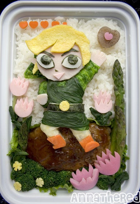 Zelda Bento: The Adventure of Lunch