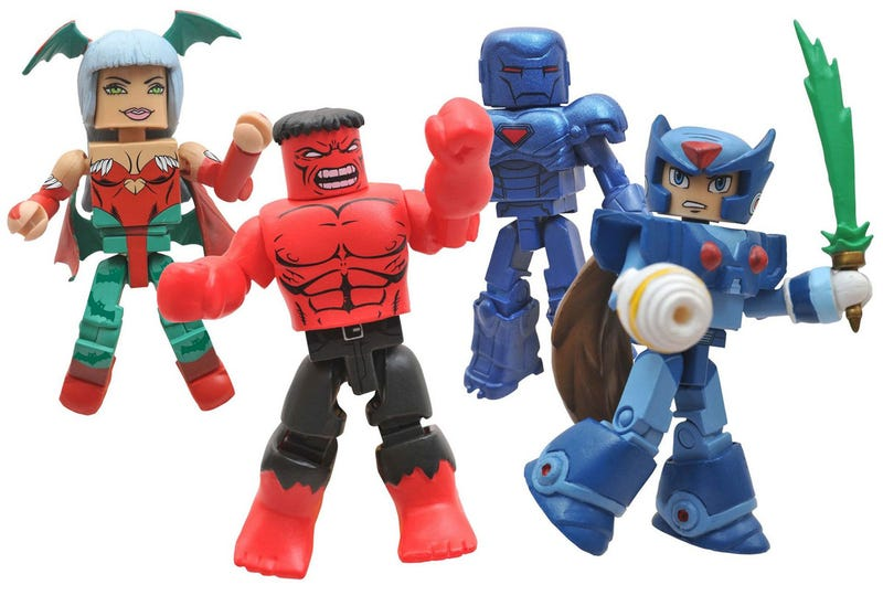 Toys R Us Brings Halo, Sonic, Marvel Vs. Capcom 3 and Republic Commando Toys to Comic-Con
