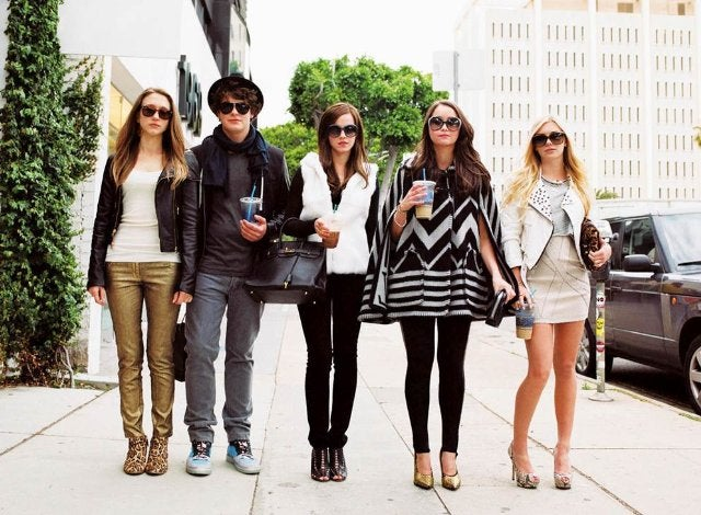 Did 'The Bling Ring' Just Get its Artistic Swagger Stolen by 'This is the End'?