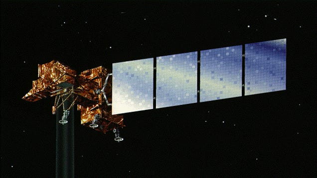 NASA confirms one of its satellites was probably hacked