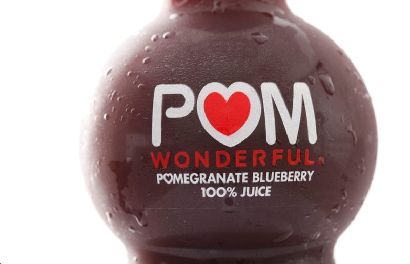 POM Juice Not a Magical Elixir After All, Huh