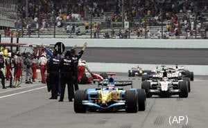 F1 Redux: Grand Prix to Return to Indianapolis in 2007