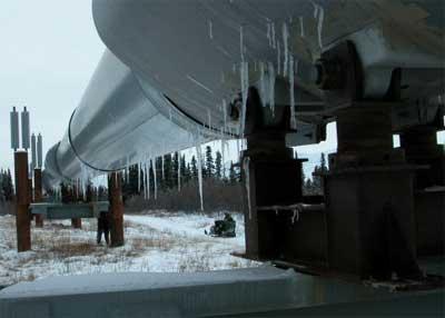 1.2-Mile Vodka Pipeline Built Between Russia and Estonia