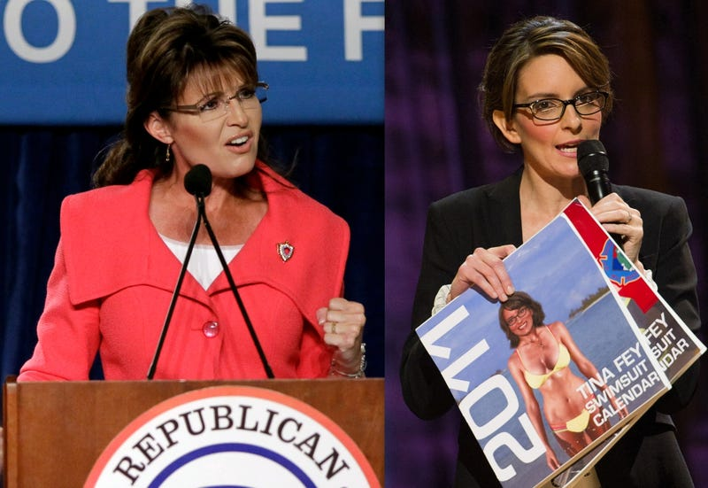 GM Execs Kill Sarah Palin, Tina Fey Car Commercial