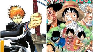 Shonen Jump Round Up: Bleach 618 & 619 and One Piece 779
