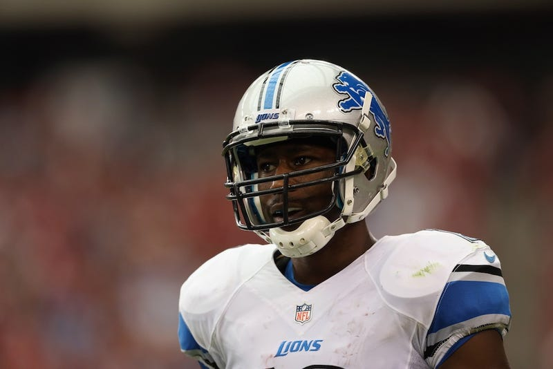 Nate Burleson Crashes SUV And Breaks Arm Trying To Rescue Pizza