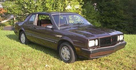 Short-Lived GM Car of the Day: Pontiac Phoenix