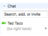 Stop Google Chat Status Messages from Displaying in Buzz and Other Buzz Tips