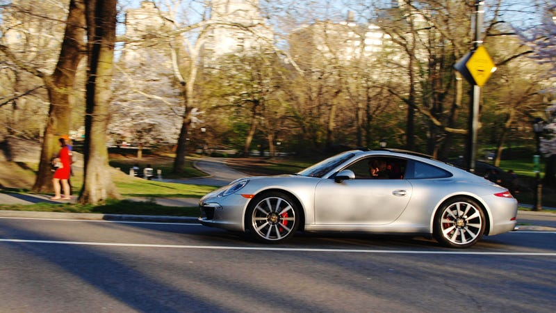 2013 Porsche 911 Carrera 4S: The Jalopnik Review