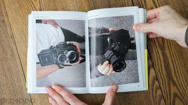 This Book Of Countless Cameras Is An Ode to Analog Photo Nerds