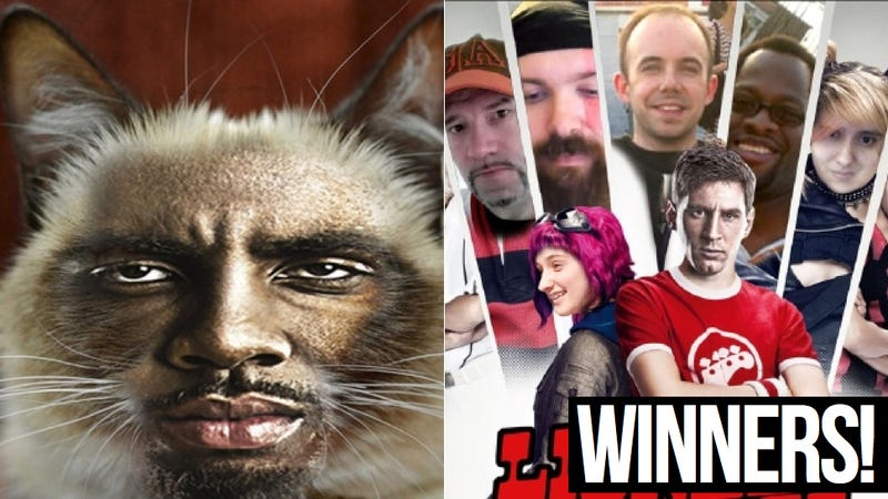 Kotaku 'Shop Contest: The Sportsbros: The Winners