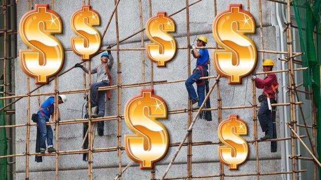 600 000 forintot visz haza egy melós Hongkongban