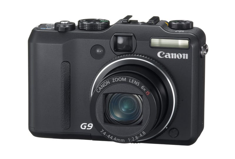 Canon Releases PowerShot G9