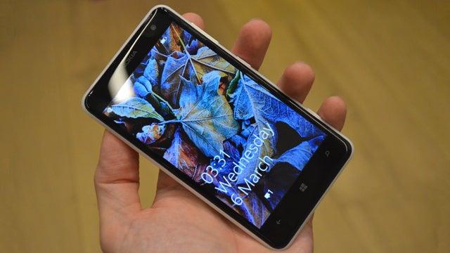 Nokia's Lumia 625: A 4.7-Inch Windows Phone on the Cheap