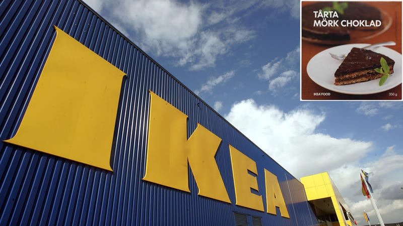 IKEA Recalls Almond Cakes After Realizing They Might Contain Poop
