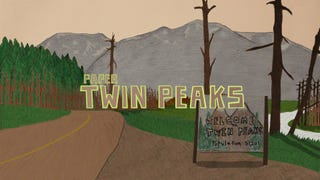 This Paper Recreation of <i>Twin Peaks </i>Is Somehow More Surreal