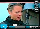 CBS News Temptress Nabbed Iraq Booty