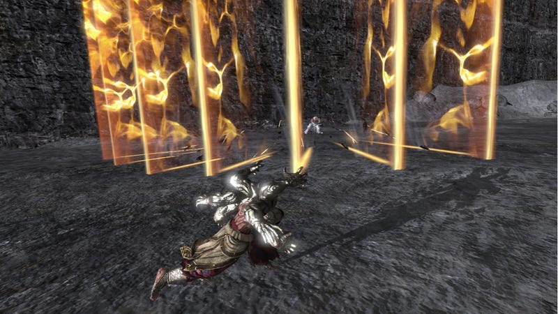 It Takes Multiple Hands to Stop These Asura's Wrath Screens